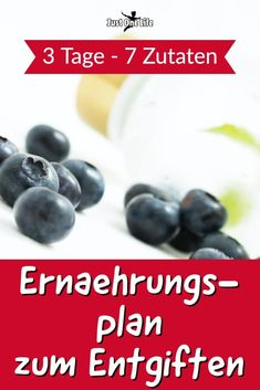 Blueberry, Detox, Fruit, Food, Gratin, Cleanse Detox, Yummy Food, Food And Drinks, New Food