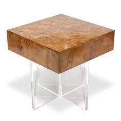 Modern Furniture | Bond End Table | Jonathan Adler