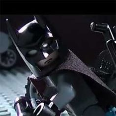 Dark Knight Rises Trailer (LEGO version)