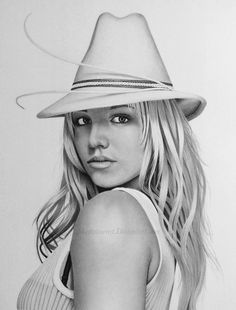 Britney Spears by *markstewart on deviantART