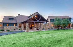 hammond ranch traditional exterior austin design visions of austin drive thru - House Plans Drive Through Carport