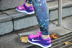 Fitness blogger Carly Rowena shows her style... #JLLiveBetter #johnlewis Carly Rowena, Fitness Gear, Workout Gear, John Lewis, Her Style, Nike Free, Sneakers Nike, Summer, Fashion