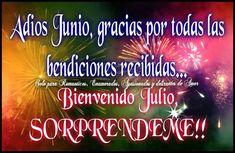 Bienvenido Julio 2