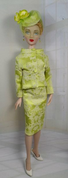 In My Heart for Gene Marshall and Friends 16 Inch OOAK Doll Fashions