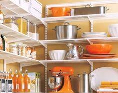 comment faire de l'ordre  et tout ranger dans sa cuisine