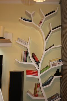 Półka drzewo