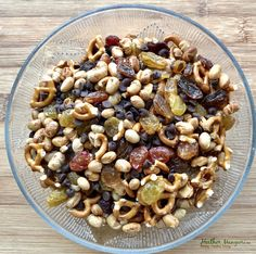 Post-workout Protein-Packed Trail Mix