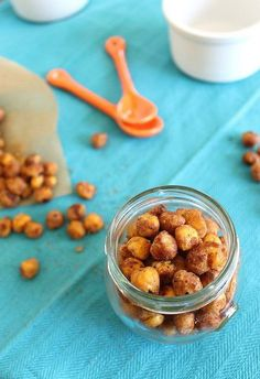 Dig you out of your hummus hole—there's a whole wide world of garbanzo recipes out here. #chickpea #recipes https://greatist.com/eat/creative-chickpea-recipes