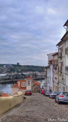 Rua da Couraça da Estrela conflui com a Rua da Alegria e Rua da Couraça Lisboa - Coimbra