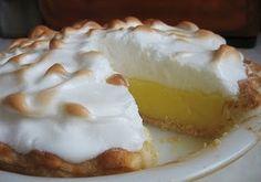 paleo recipe Lemon Meringue Piet