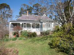 Bowral New South Wales Queenslander House, South Wales, Countryside, Beautiful Homes, 21st, Real Estate, Houses, Cabin, House Styles