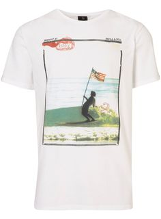 Zoom in surf T-shirt