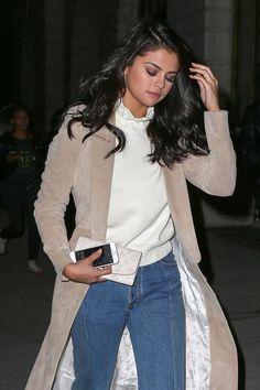 January 21: Selena arriving at Nobu in New York,... : Selena Gomez News