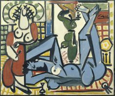 Pablo Picasso (1881 . 1973 Malaga, Spain) was a Spanish painter, sculptor…