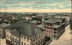 Charleston, SC, Broad and Meeting Streets   Flickr - Photo Sharing!