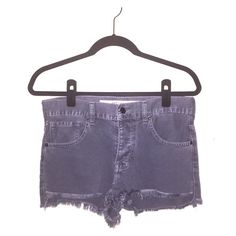 Brandy Melville Jean shorts in dark blue Never been worn & still has tag Brandy Melville Shorts Jean Shorts