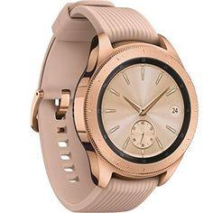 New Samsung Galaxy Watch Rose Gold (Bluetooth) Smartwatch Galaxy Smartwatch, Smartwatch Bluetooth, Bluetooth Watch, Fitness Tracker, Wi Fi, Derby, New Samsung Galaxy, Rose Gold Watches, Watch Brands