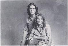Guy and Susanna Clark circa 1975.
