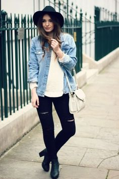 street-style-winter-fashion-with-cap-for-stylish-women-7.jpg (380×570)