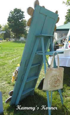 outdoor craft fair booth ideas