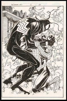 Peter Parker Spec. Spider-man 12 pg 4 Comic Art