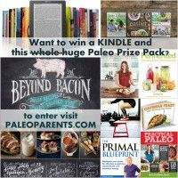 Beyond Bacon Giveaway: The Whole Paleo Package! - I would love to have all these books!!!
