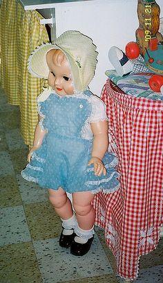 big baby doll vintage baby clothes