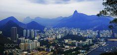 Rio De Janeiro by KaanUurlu.