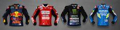 MotoGP 2019 Motorcycle Racing Jackets
