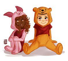 Winnie the Pooh Frazel