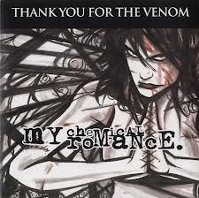 thank you for the venom (single)