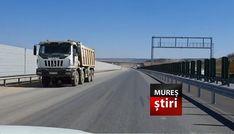 Primele imagini VIDEO de pe autostrada A3, Iernut – Chețani! E aproape gata Gatos