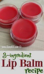 + 90 DIY Skin Care Recipes : 3 Ingredient Lip Balm Recipe - Do It Yourself : Explore & Discover the best and the most trending DIY inspirations Homemade Lip Balm, Diy Lip Balm, Homemade Vanilla, Homemade Lipstick, Best Lip Balm, Homemade Cosmetics, Homemade Facials, Zucker Schrubben Diy, Vaseline Lip