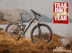Cube Stereo Super HPC 160 Race | Trail Bike of the Year 2013
