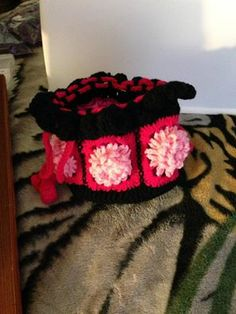 6 x 9 small drawstring purse designed by Valerie Ridley 4-15-2014
