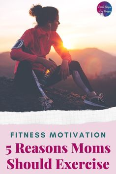Click to see the top 5 reasons why you should make a fitness new year's resolution in 2020. This article has the motivation you need to make exercise a priority in the new year. Fitness inspiration to help moms focus on getting healthy and fit. #fitnessnewyearsresolutions #fitnessgoalsettings #2020goals #exercisemotivation #newyearsgoals Start Losing Weight, Lose Weight In A Month, How To Lose Weight Fast, Weight Loss For Women, Weight Loss Tips, Kickboxing Classes, Weights For Beginners, Healthy Lifestyle Motivation, Motivational Quotes For Working Out