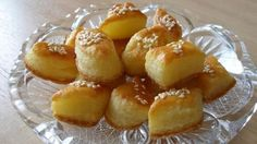 Tvarohové pagáče - vyzkousene, dobre Pretzel Bites, Bread, Baking, Food, Hampers, Patisserie, Breads, Bakken, Bakeries