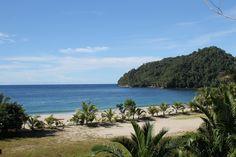 Pantai Bukisi Kampung Maruway Kabupaten Jayapura Papua