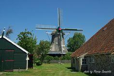 Formerum (Terschelling - Nederland) - De Koffiemolen of Formerumermolen