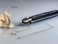 BISMARK 60 – łańcuch srebrny. Jeden z najciekawszych wzorów męskich, mocny i trwały. Łańcuch swoją  nazwę prawdopodobnie zawdzięcza żelaznemu kanclerzowi Ottonowi Bismarkowi, który lubił tego rodzaju biżuterię. Nasza biżuteria jest sprowadzana bezpośrednio z Włoch, zapewniając mistrzowską jakość wykonania, oraz piękne i stylowe wzornictwo #łańcuch #łańcuszek #biżuteria #jubiler #bismark #prezent #moda