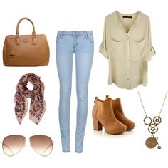 A fashion look from September 2013 featuring Humble Chic scarves. Browse and shop related looks.