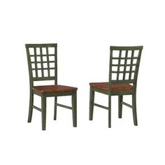 * Arlington Side Chair (Set of 2) by Imagio Home by Intercon
