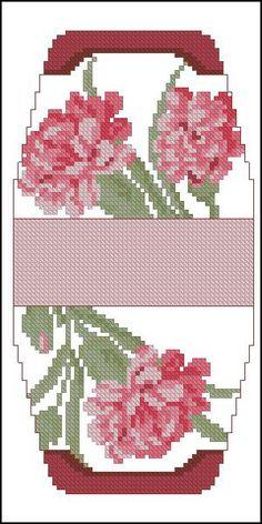 сумочка игольница вышивка крестом | http://master-klass2012.ru