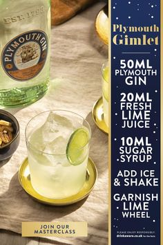 Easy Gin Cocktails, Gin Cocktail Recipes, Alcohol Drink Recipes, Summer Cocktails, Bar Drinks, Yummy Drinks, Yummy Food, Drinks Trolley, Christmas Cocktails