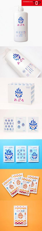 Brand Packaging, Packaging Design, Logo Design, Graphic Design, Japan Design, Name Cards, Bath Salts, Creative Director, Branding