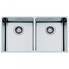 Smeg Mira 2.0 Bowl Brushed Stainless Steel Undermount Kitchen Sink VSTR3434