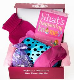 Think back to when you first got your period. Did anyone throw you a party? Congratulate you? Were there presents and hugs? We're all so liberate. period back pain Raising Daughters, Raising Girls, First Period Kits, Period Party, Tween Girls, My Little Girl, Parenting Advice, Mom Advice, Just In Case