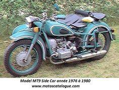 1978 Dnepr (Russia) MT 9 - 650cc