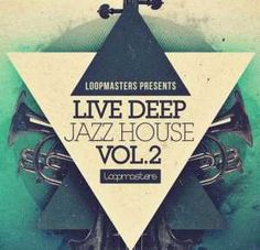 Live Deep Jazz House Vol.2 WAV REX2 MAGNETRiXX Magesy.Club