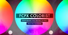 Final Cut Pro X Plugins and Effects by Pixel Film Studios. Your source for affordable professional Final Cut Pro X effects and plugins. Lovingly and exclusively designed for FCPX on the Mac. http://store.pixelfilmstudios.com/